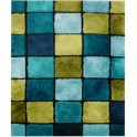 Koberec, směs barev, 80x150, LUDVIG