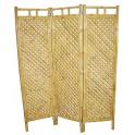 Bambusový paravan AXIN 2 natural